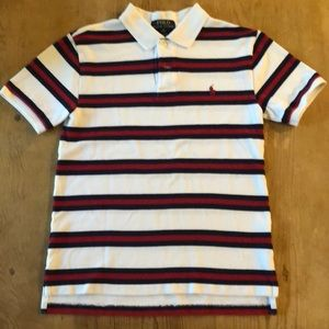 Polo Ralph Lauren Boys M (10-12p polo shirt
